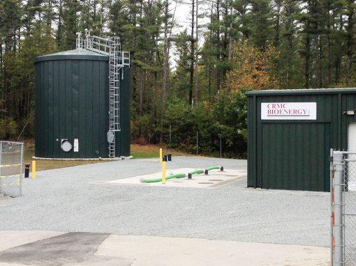 CRMC Bioenergy: Producing Bio-gas by Anaerobic Digestion of Liquid Organic Wastes